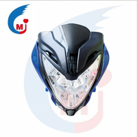 Motorcycle Accessories Motorcycle Head Lamp Cover Of PULSAR200