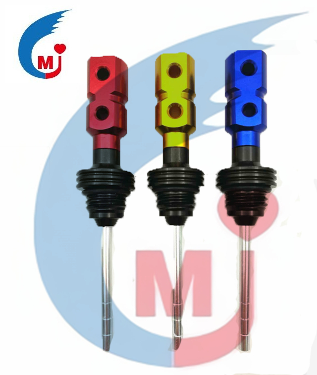 Motorcycle Parts Motorcycle Oil Tank Dipstick /Oil Level Gauge