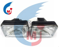 Motorcycle Accessories Motorcycle Head Lamp Cover Of CG125