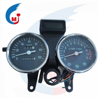 Motorcycle Speedometer Of SUZUKI GN125