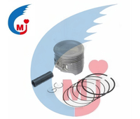 Motorcycle Parts Engine Piston Set of Honda POP100