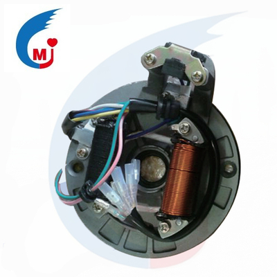 Motorcycle Stator (Magnetor) Of HERO ECO DELUXE