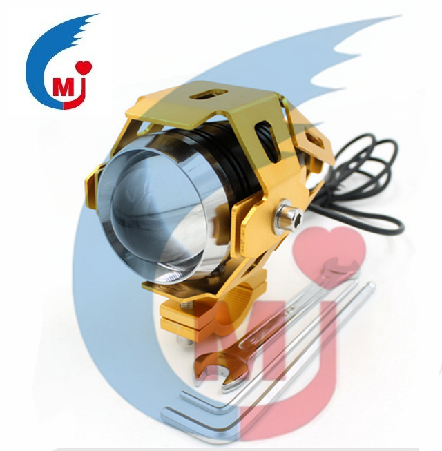 Motorcycle Parts Motorcycle Aluminium Alloy Head Lamp