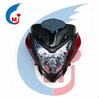 Motorcycle Accessories Motorcycle Head Lamp Cover Of PULSAR135