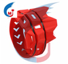 Motocycle Modified Parts Exhaust Pipe Protection Rubber Drop-Proof Ring Muffler Anti-Scalding Universal