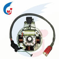 Motorcycle Stator (Magnetor) Of BAJAJ BOXER CT100