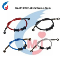 Brake Clutch Oil Line Pipe Cable Motorcycle Disc Brake Pipe
