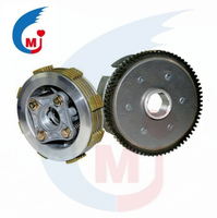 Motorcycle Clutch Assembly Of AKT125