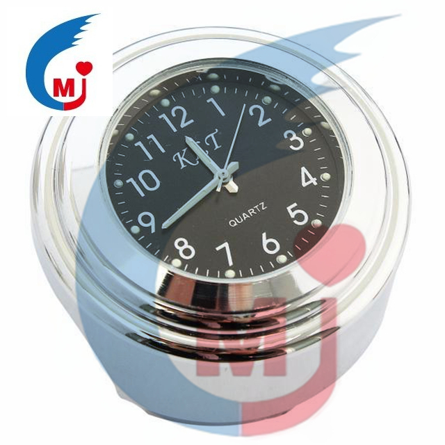 Motorcycle Handlebar Clock of Universal